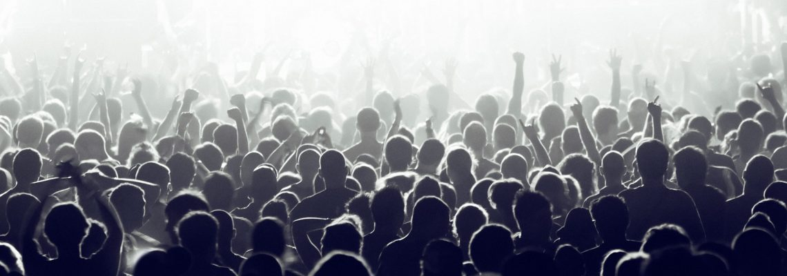 El ruido y los festivales de música